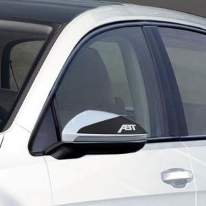 ABT- Chrome spiegelkappen
