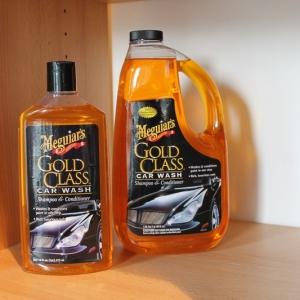 Meguiars – Gold Class Car Wash