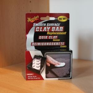 Meguiars – Smooth Surface Individual Clay Bar