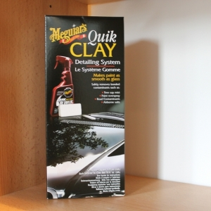 Meguiars – Quik Clay Detailing System