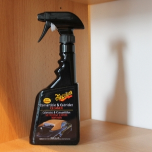 Meguiars – Convertible & Cabriolet Cleaner