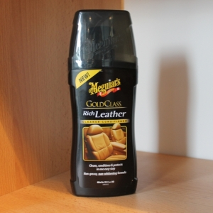 Meguiars – Gold Class Rich Leather Cleaner & Conditioner