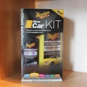Meguiars – Brilliant Solutions New Car Kit