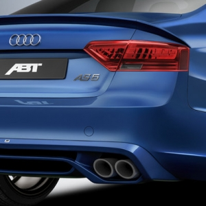 ABT achterbumper voor de Audi A5 coupe bj. 2011