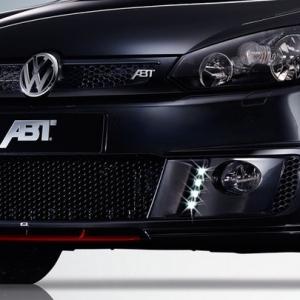 ABT dagrijverlichting voor de VW Golf 6