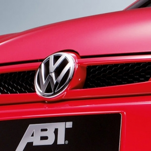 ABT grill voor de VW Golf 6