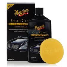 meguiar's – Gold Class Carnauba Plus Premium Wax