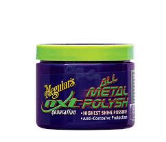 Meguiar's – NXT Metal Polysh 142gr