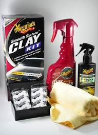 meguiar's – Smooth Surface Clay Kit