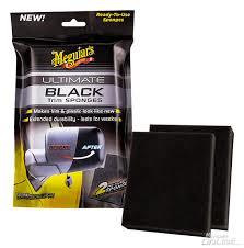 Meguiar's – Ultimate Black Sponges
