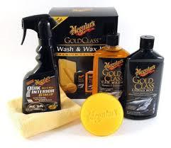 Meguiar's – Gold Class Wash & Wax Car Car Kit
