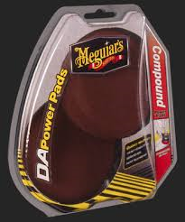 Meguiar's – DA Power Pads Compound