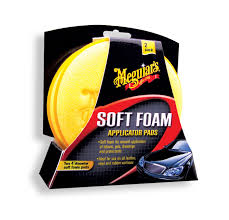 Meguiar's – Soft Foam Applicator Pads